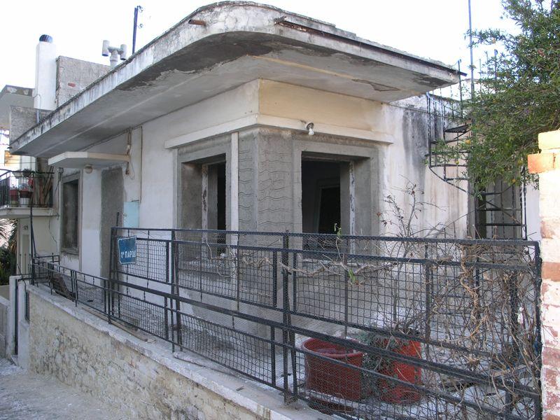 Ανακατασκευή Κατοικίας