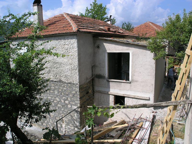 Παραδοσιακή κατοικία στο Δίκαστρο